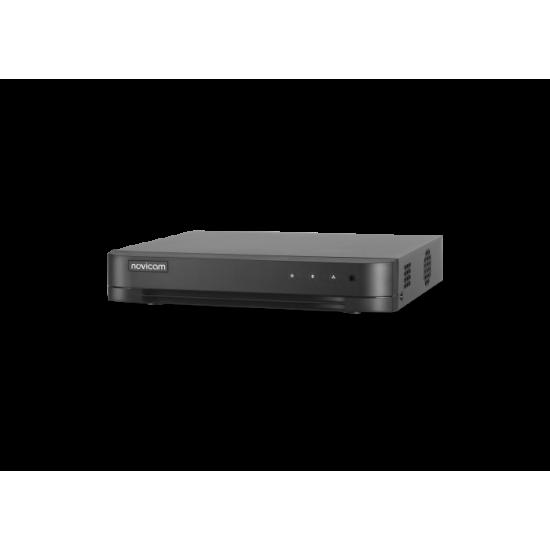 Видеорегистратор IP NOVIcam NR1808 8 канальный