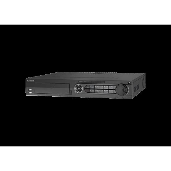 Видеорегистратор IP NOVIcam NR4832 PRO 32 канальный