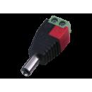 Коннектор-переходник NOVIcam PV-T2F DC-мама