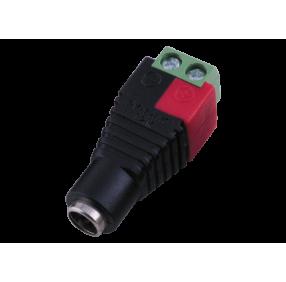 Коннектор-переходник NOVIcam PV-T2M DC-папа