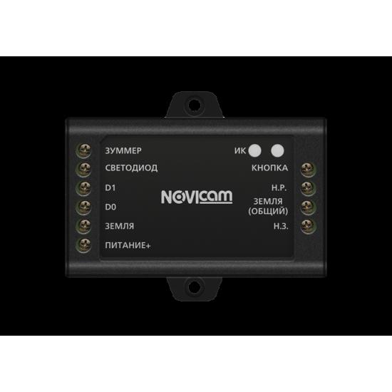 Контроллер СКУД автономный NOVIcam SB110