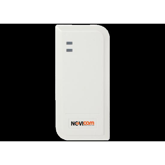 Контроллер СКУД автономный NOVIcam SE120W (ver.4549) белый