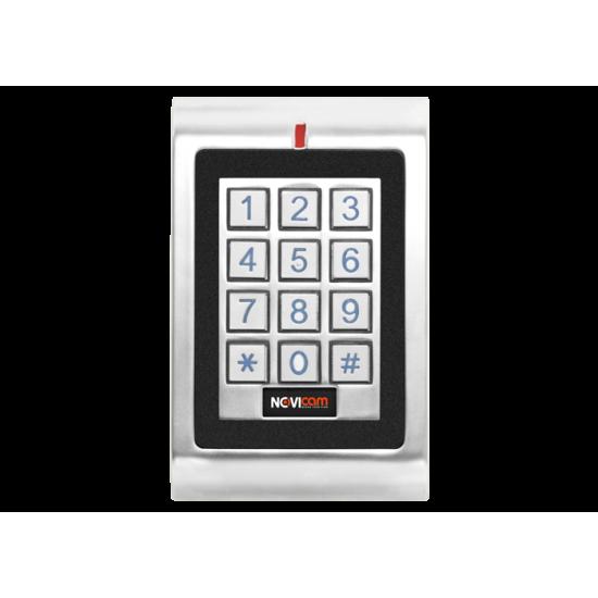 Контроллер СКУД автономный NOVIcam SE210KW с клавиатурой