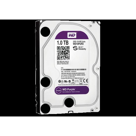 Жесткий диск для системы видеонаблюдения NOVIcam WD10PURX