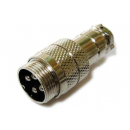 Гарнитурный разъём для речевого информатор Optim XLR 4-pin