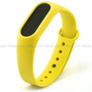 Ремешок для Xiaomi Mi Band 2 Yellow