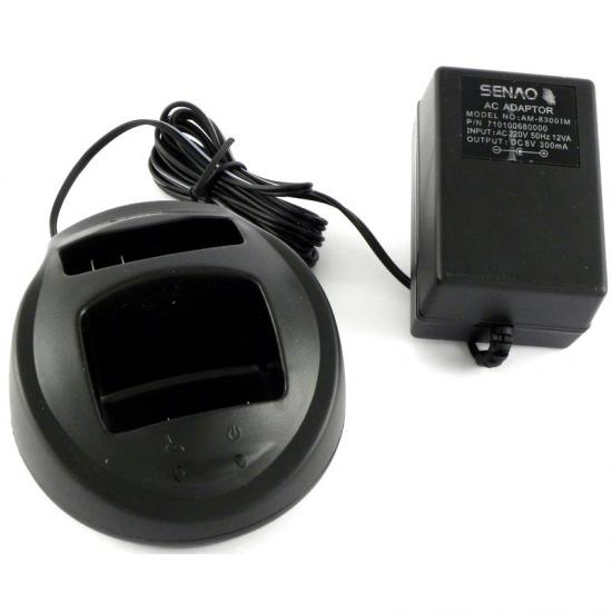 Зарядное устройство «стакан» для радиотрубки Komtel KT-H888R, Senao SN-358B
