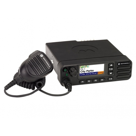 Автомобильная радиостанция Motorola DM4600 MDM28JNN9JA2AN