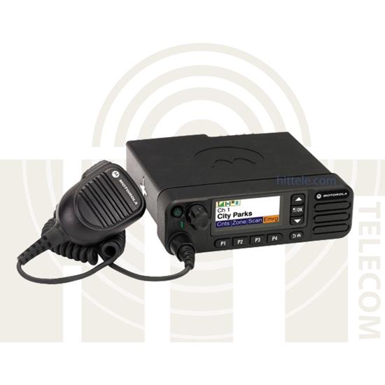 Автомобильная радиостанция Motorola DM4601 MDM28QPN9KA2AN