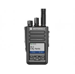 Цифровая радиостанция Motorola DP3661E VHF