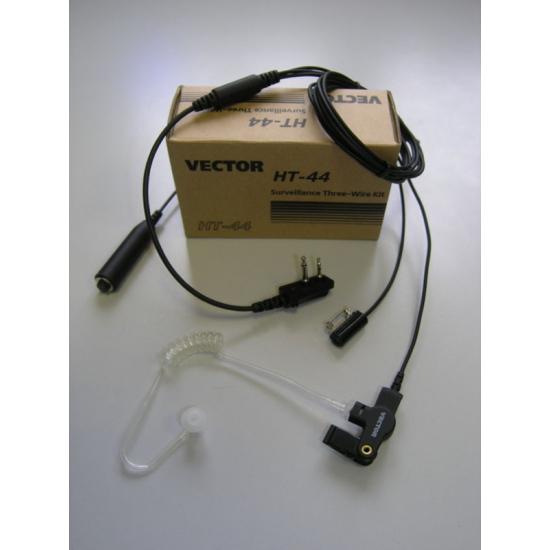 Гарнитура скрытого ношения Vector HT-44-3
