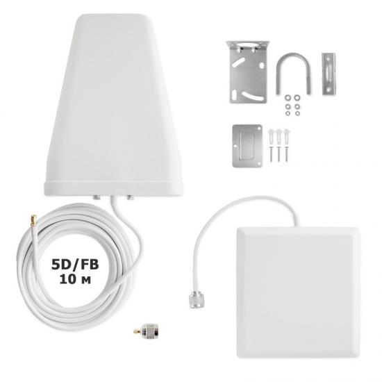 Комплект VEGATEL VT-900E-kit (дом, LED)