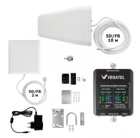 Готовый комплект VEGATEL VT-900E/1800-kit (дом, LED)