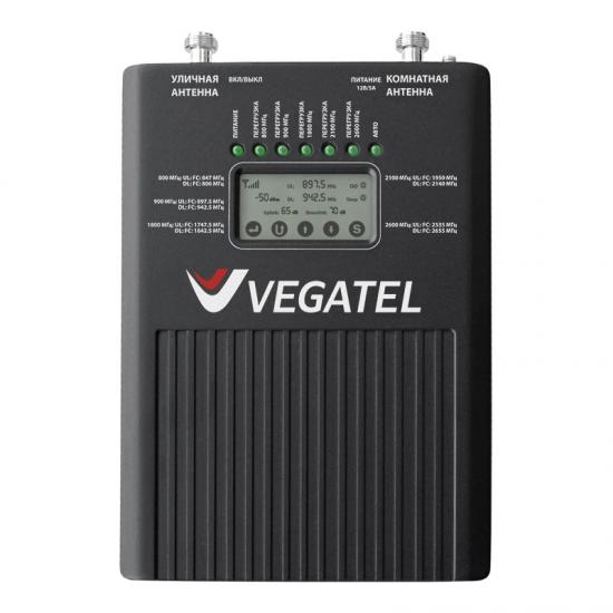 Репитер VEGATEL VT2-5B (LED)