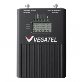 Репитер VEGATEL VT3-1800/2100/2600 (LED)