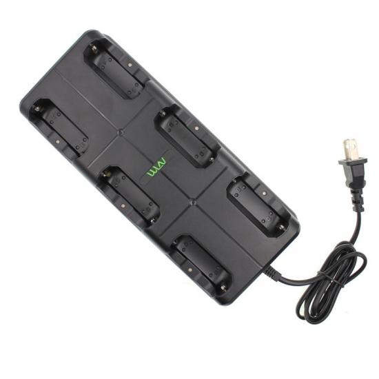 Зарядное устройство для 6 рации WLN KD-C1