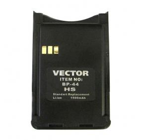 Аккумулятор Vector BP-44 HS