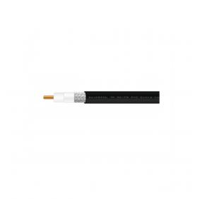 Кабель коаксиальный ДалСВЯЗЬ 5D-FB CU PVC черный