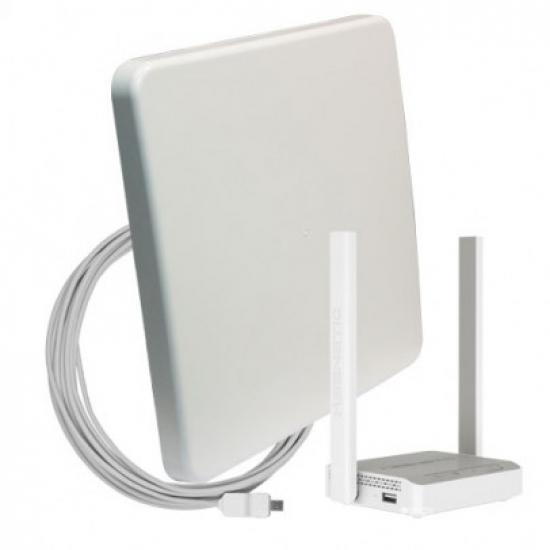Комплект WiFi 3G/4G ДалСВЯЗЬ DS-4G-18M L-3