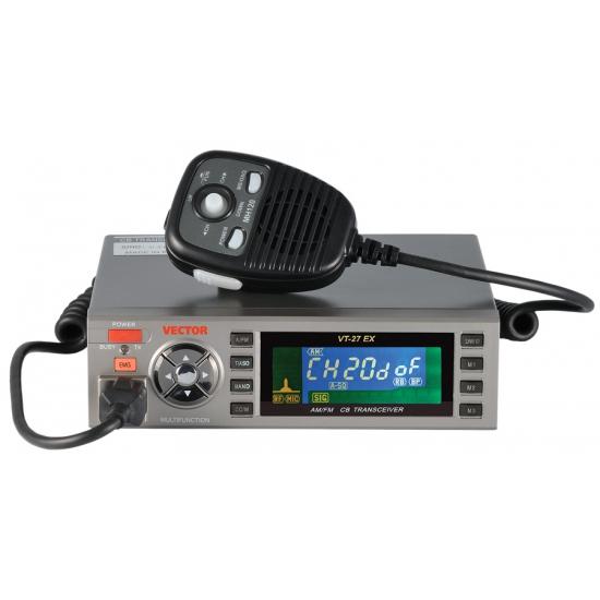 Автомобильная радиостанция Vector VT-27 EXPLORER