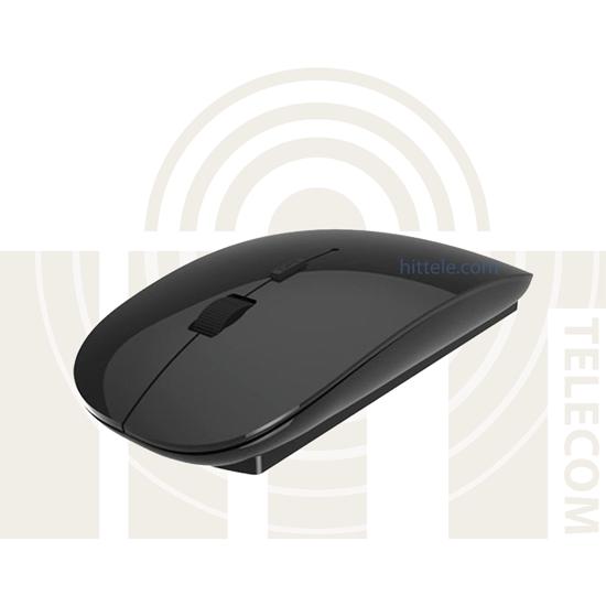 Мышь беспроводная оптическая мобильная черная (709F)