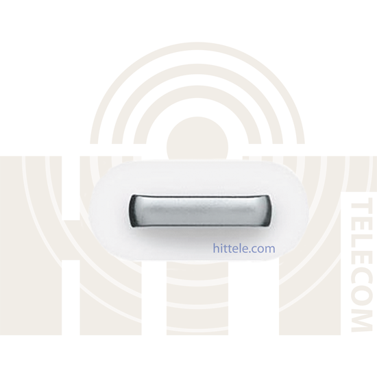Переходник Lightning to Micro USB White