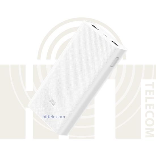 Внешний аккумулятор Xiaomi Mi Power Bank 2C на 20000 мАч