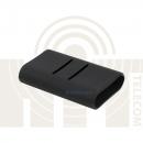 Чехол силиконовый для Xiaomi Power Bank (2) 10000 mAh Black
