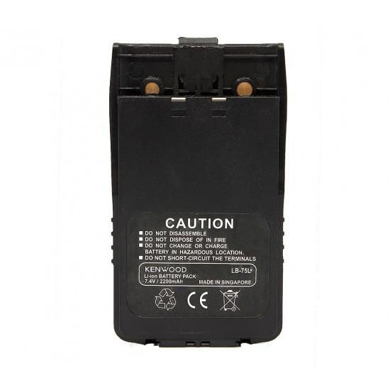 Аккумулятор для рации Kenwod TH-F5 (2200 мАч)