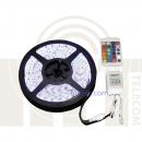 Светодиодная лента герметичная многоцветная с контроллером