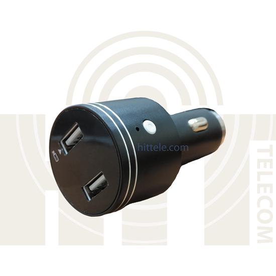 Автомобильный блок питания Bluetooth FM D-806
