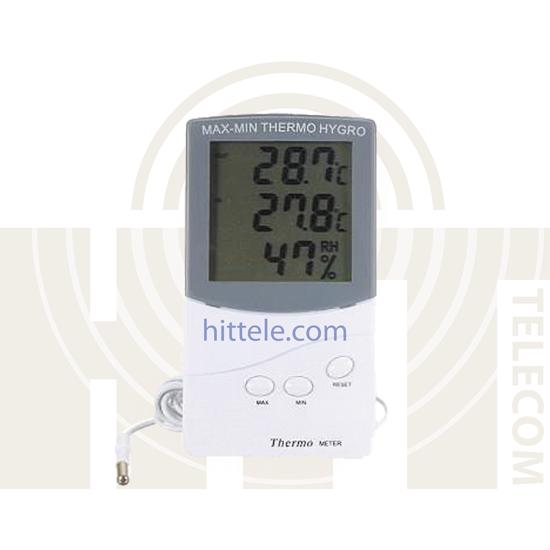Цифровой термометр MAX-MIN