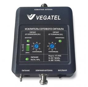 Репитер GSM сигнала VEGATEL VT2-900E (LED 2017 г.)