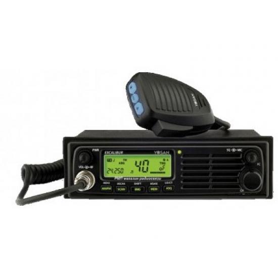 Автомобильная радиостанция Yosan Excalibur Turbo