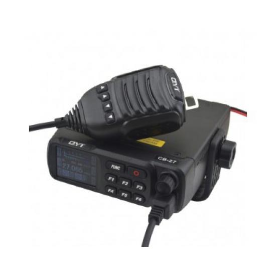 Автомобильная  радиостанция QYT CB-27