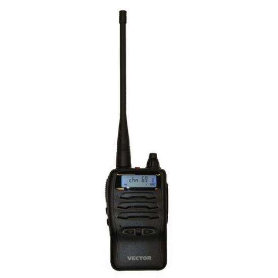 Портативная радиостанция Vector VT-48 GT