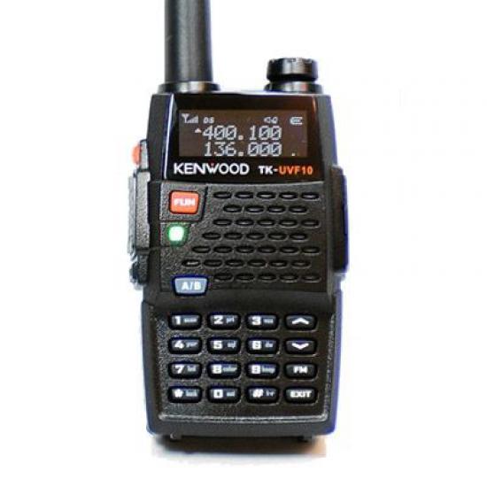 Портативная двухдиапазонная радиостанция Kenwood TK-UVF10