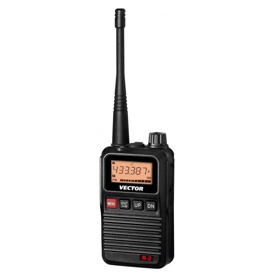 Портативная радиостанция Vector VT-43 R2